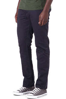 DOCKERS Alpha khaki standard-fit trousers
