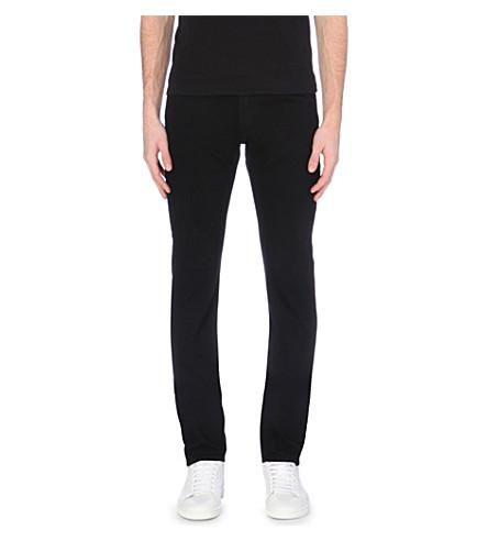 AG JEANS Dylan slim-fit skinny jeans (Black