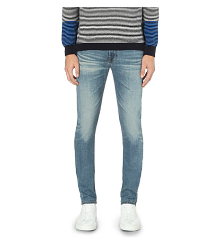 AG JEANS Stockton slim-fit skinny jeans (14yr+mui