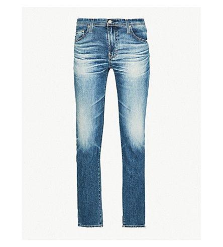 AG JEANS Stockton slim-fit skinny jeans (14+yrs+blue