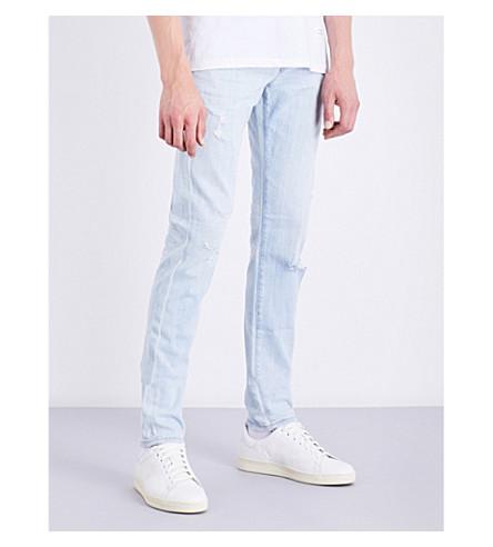 AG JEANS Stockton slim-fit skinny jeans (Blue