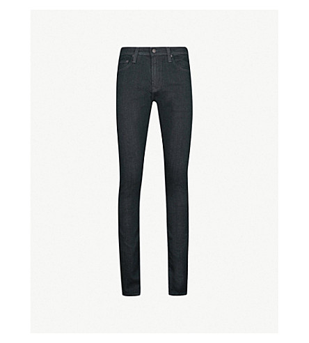 AG JEANS Stockton slim-fit skinny jeans (Dark rinse