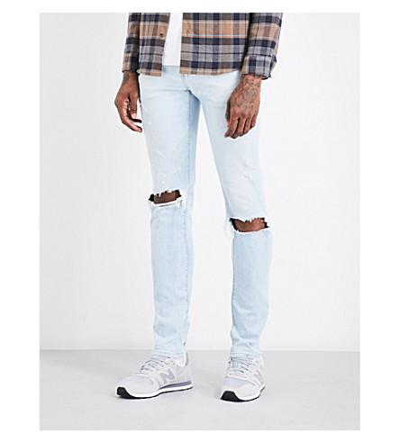 AG JEANS Stockton slim-fit skinny jeans (Light wash