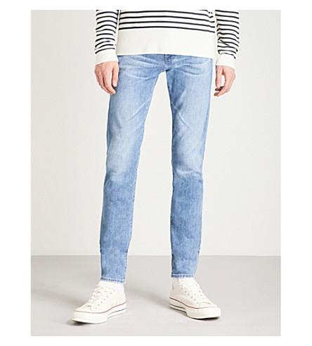 AG JEANS Stockton slim-fit skinny jeans (Sandpiper