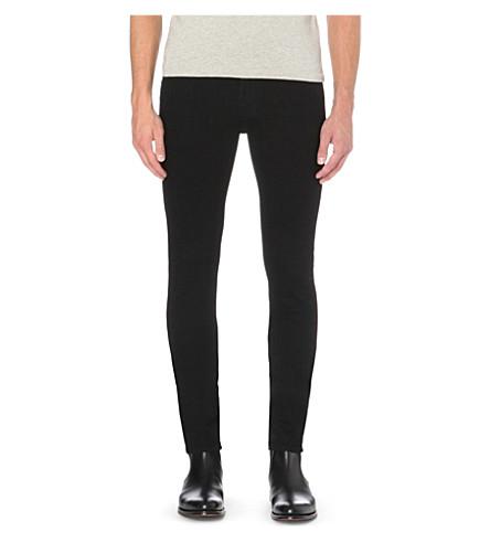 AG JEANS Stockton slim-fit skinny jeans (Bkb