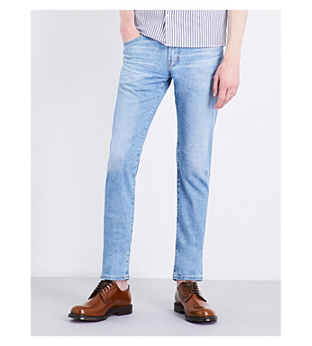 AG JEANS Tellis slim-fit tapered jeans (24ynvl