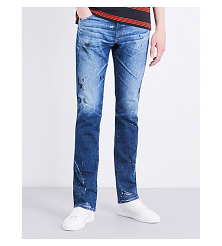 AG JEANS Tellis slim-fit skinny jeans (11yptu