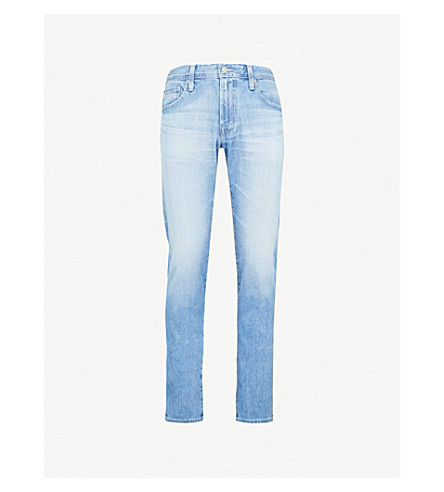 AG JEANS Tellis slim-fit skinny jeans (19+years+channel