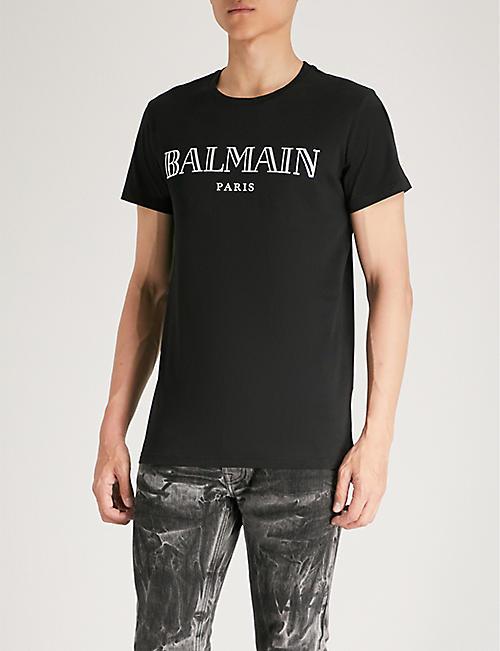 Balmain Logo Baskets Touch-bracelet - Noir rRLJ1gLaWm