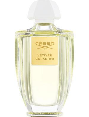 CREED Acqua Originale Vetiver Geranium eau de parfum 100ml
