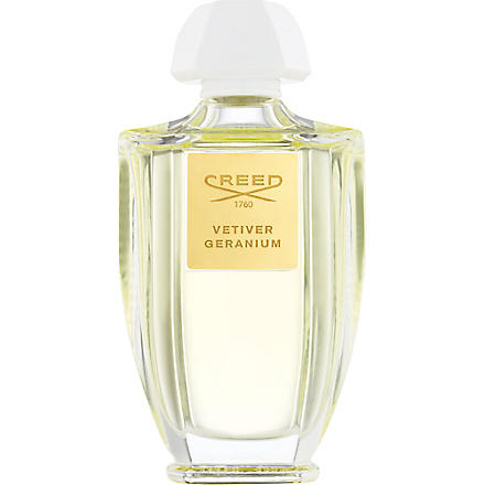 CREED Acqua Originale Vetiver Geranium eau de parfum 100ml