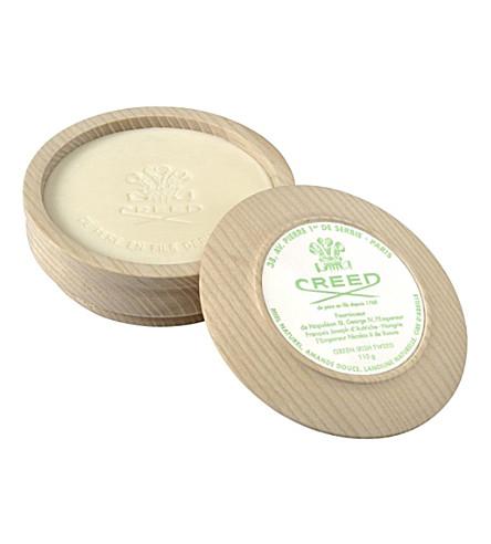 CREED Green Irish Tweed shaving bowl