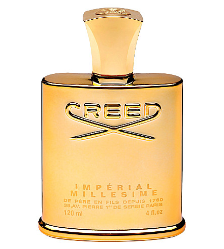 CREED Millesime Imperial limited edition fragrance spray 120ml