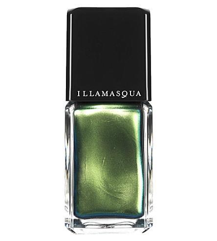 ILLAMASQUA Extinct quagga nail polish (Quagga