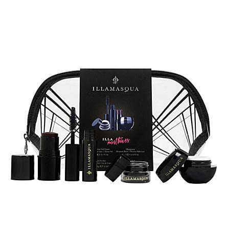 ILLAMASQUA Illamusthaves gift set