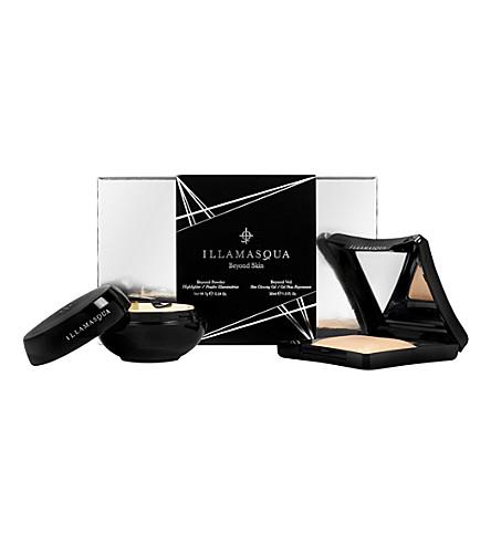 ILLAMASQUA Beyond Skin gift set