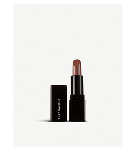 ILLAMASQUA Glamore nude lipstick (Buff