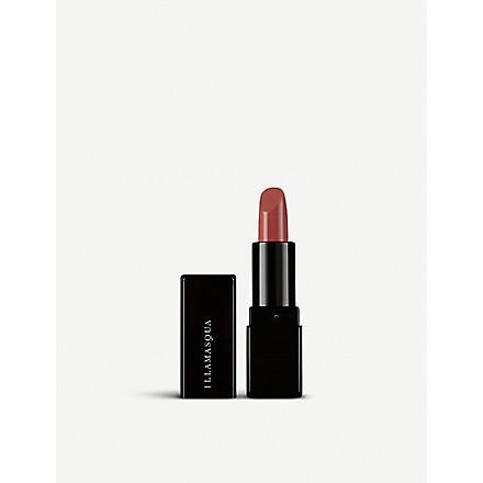 ILLAMASQUA Colour–Intense lipstick (Climax