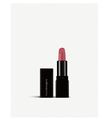 ILLAMASQUA Colour–Intense lipstick (Corrupt