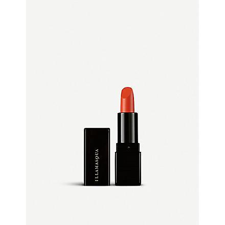 ILLAMASQUA Colour–Intense lipstick (Flare