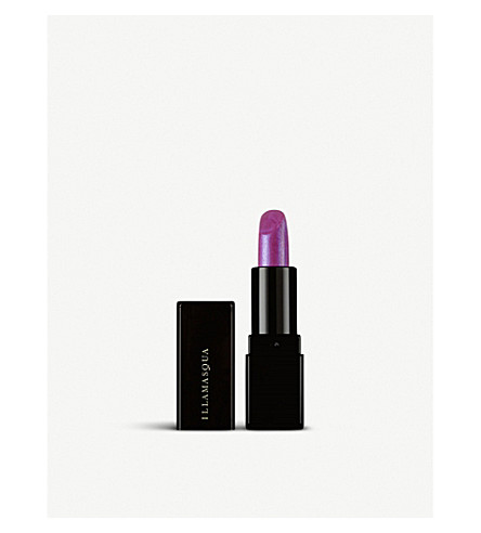 ILLAMASQUA Colour–Intense lipstick (Underworld