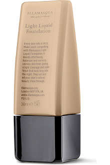 ILLAMASQUA Light liquid foundation
