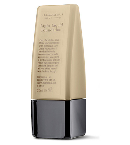 ILLAMASQUA Light liquid foundation (Lf 133