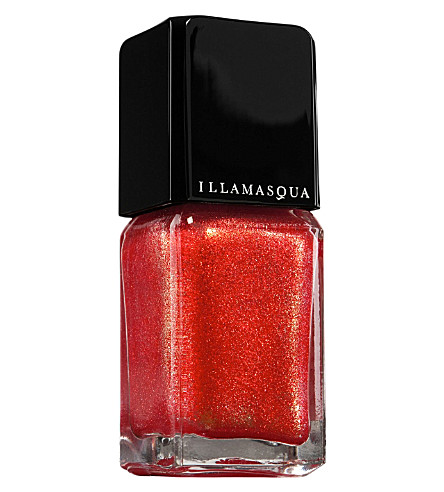 ILLAMASQUA Glamore Collection Shattered Stars nail polish (Marquise