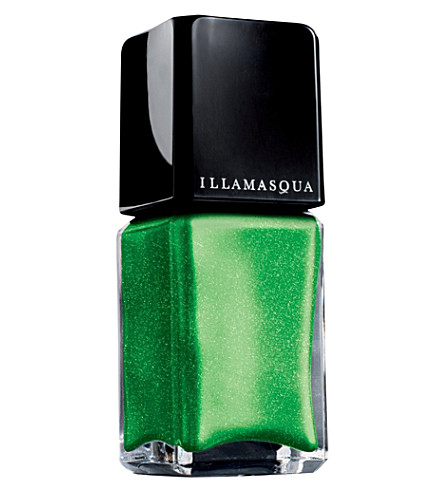 ILLAMASQUA Paranormal UV nail varnish (Omen