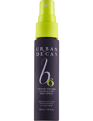 URBAN DECAY B6 Vitamin-Infused Complexion Prep Spray - travel size