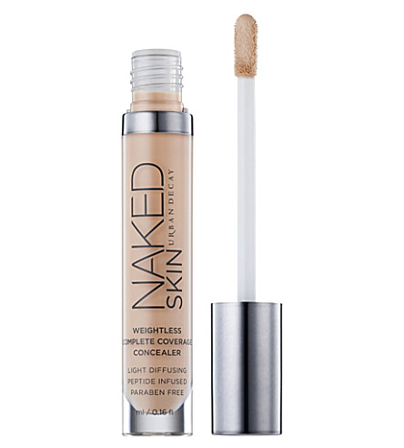 URBAN DECAY Naked skin complete coverage concealer (Warm