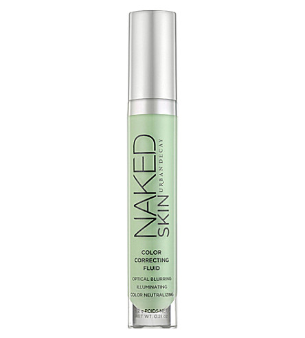 URBAN DECAY Naked Skin liquid corrector – green (Green