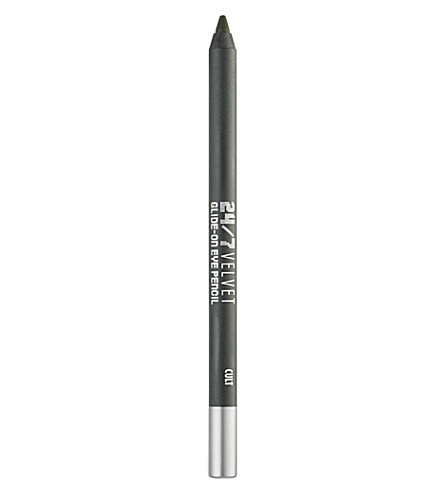 URBAN DECAY 24/Velvet glide-on eye pencil (Cult