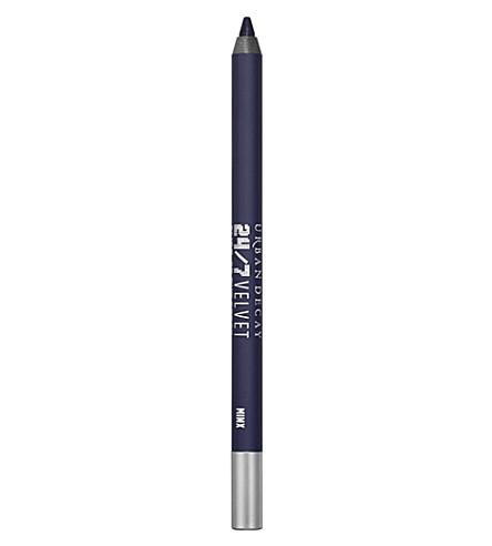 URBAN DECAY 24/Velvet glide-on eye pencil (Minx
