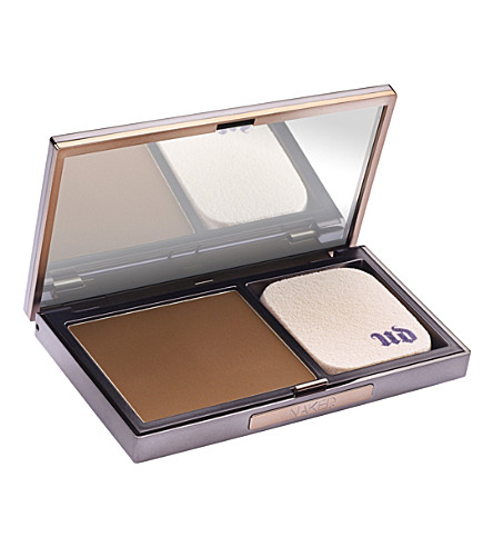 URBAN DECAY Naked skin ultra definition powder foundation compact (Dark+neutral