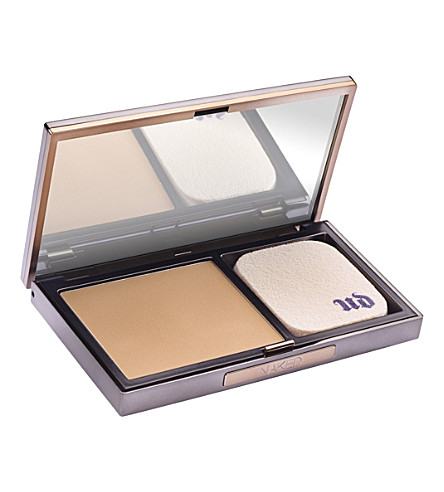 URBAN DECAY Naked skin ultra definition powder foundation compact (Med light warm