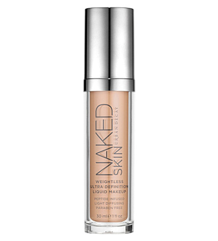 URBAN DECAY Naked skin liquid foundation (1.5