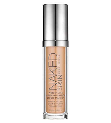 URBAN DECAY Naked skin liquid foundation (2.5