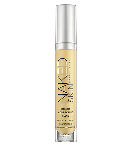 URBAN DECAY Naked Skin liquid corrector – yellow (Yellow