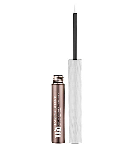 URBAN DECAY Razor Sharp liquid eyeliner (Bump