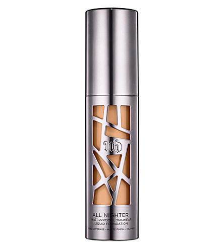 URBAN DECAY All Nighter long-wear liquid foundation (4.5
