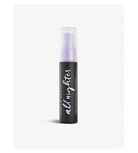 URBAN DECAY All Nighter Long Lasting makeup setting spray travel size 30ml