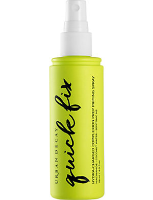 URBAN DECAY Quick Fix Hyracharge Complex prep spray 118ml