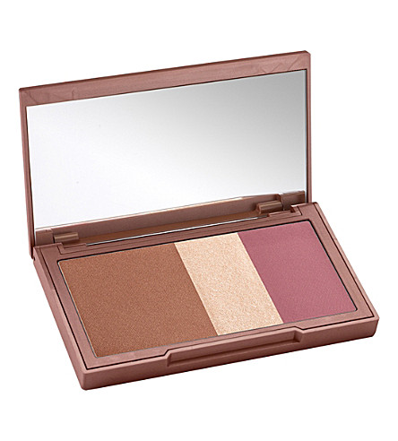 URBAN DECAY Naked Flushed Sesso palette (Sesso