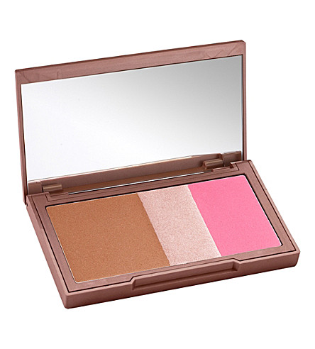 URBAN DECAY Naked Flushed Going Native palette (Going+native