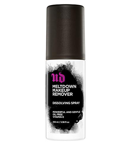 URBAN DECAY Meltdown make-up remover dissolving spray 100ml