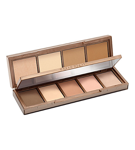 URBAN DECAY Naked Skin Shapeshifter Palette (Light/medium
