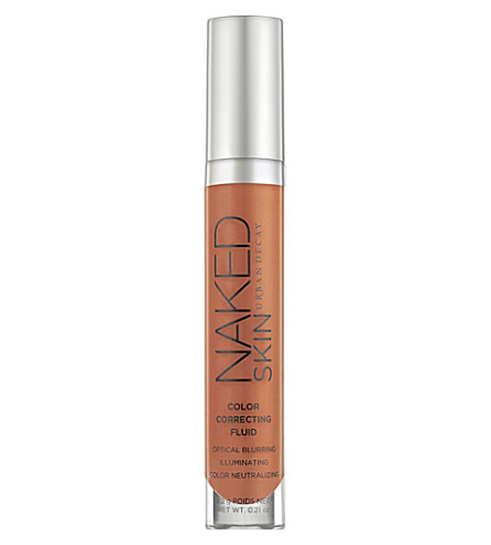 URBAN DECAY Naked Skin liquid corrector – deep peach (Deep+peach