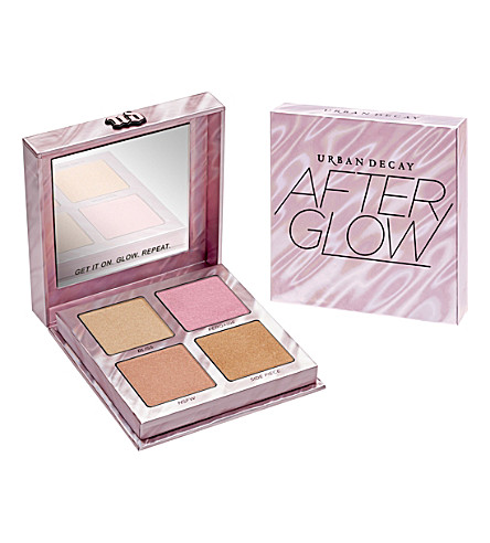 URBAN DECAY Afterglow Highlighter Palette (Afterglow