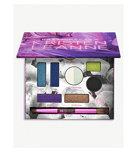 URBAN DECAY Urban Decay x Kristen Leanne Kaleidoscope Dream eyeshadow palette (Bright